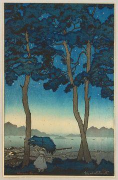 Elizabeth Keith (1887-1956): Wonsan-Korea, 1919.