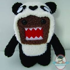 Panda Domo! ... $14.99 I don't know why I have an obsession with domo, but I do!