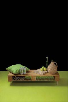 Un tavolino per il vostro soggiorno ricavato da un pallet [Coypù #Recycling Projects]