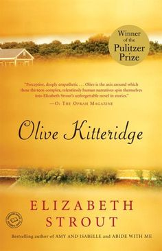 OLIVE KITTERIDGE by Elizabeth Strout provides hours of book club chatter. And this is also on my list of books to read! I Love Books, Great Books, Books To Read, My Books, Fall Books, Summer Books, Amazing Books, Random House, Reading Lists