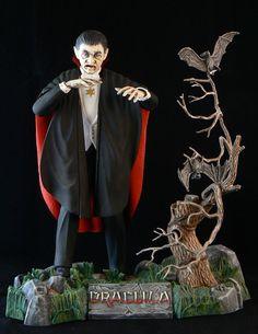 Dracula - Aurora Model Kit