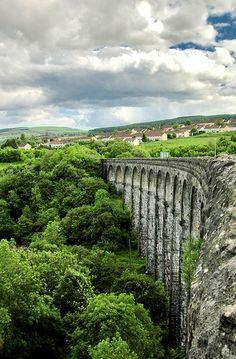 Cefn Coed Viaduct. Merthyr Tydfil, South Wales, UK