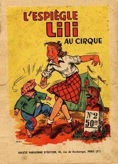 Lili au cirque