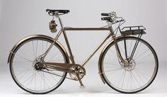SHINOLA DETROIT - Brass Bike