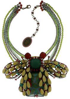 Halskette Kollektion 'AAA Bugs'