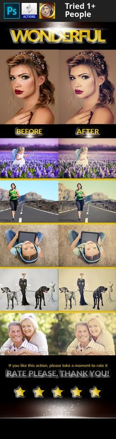 action, art, atn, dramati, effect, effects, intense, light, light effect, nature, new, nice, old, photo, photo action, photoshop, picture, portrait, professional, simple, style, vanilla effect, vintage, wedding There is a Photoshop Vanilla Effect action.   How to install: Open Vanilla Effect.atn in Photoshop by double-click or use 'Load actions' menu item in Actions window   How to use: - Open image in photoshop - Be sure the document has background layer called 'Backgro...