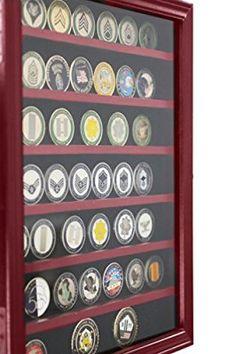 Challenge coin display case | Crafty Tendencies | Pinterest | Coin ...