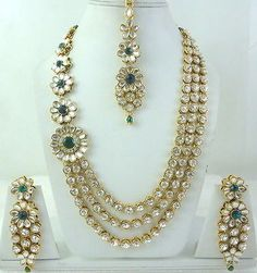 Bollywood Indian Designer Gold Plated Amrican Style Rani