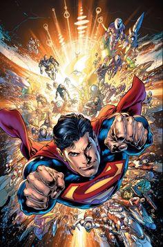 Mundo Superman, Supergirl Superman, Superman Comic, Superman Stuff, Superman Family, Batman, Comic Style Art, Comic Art, Arte Dc Comics