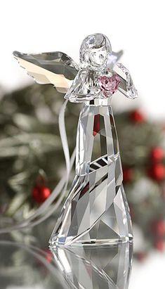 Swarovski Annual Edition Angel Ornament, 2013