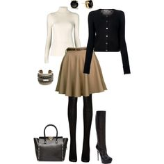 Fall Office Wear by sbball on Polyvore