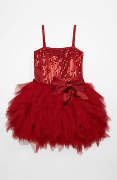 Ooh! La, La! Couture 'Wow' Sequin Tutu Dress (Little Girls & Big Girls) available at #Nordstrom