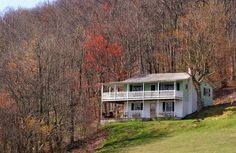 Boone Vacation Rental - VRBO 469820 - 2 BR Blue Ridge Mountains Cabin in NC, Prepare to Fall in Love with Simplicity