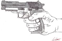 Drawings of Guns - search