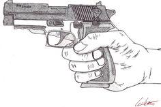 drawings og guns