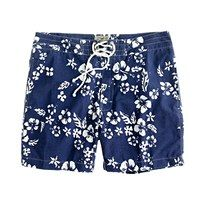 "7"" swim trunks!"