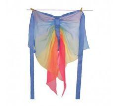 Sarah's Silk vleugels