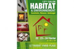 13ème Salon Habitat et Environnement, Le Touquet-Paris-Plage, Nord-Pas-de-Calais