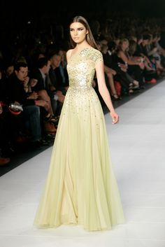 Alex Perry at L'Oréal Melbourne Fashion Festival (LMFF). SS 2012/13 Ready to Wear Collection