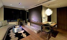 高雄 15 坪現代混搭風公寓 - DECOmyplace