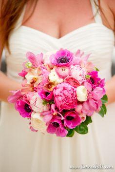 wedding bouquet, pink wedding bouquet, wedding bouquet pink peonies