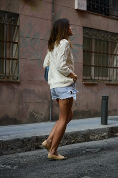 sweater + shorts - Lovely Pepa by Alexandra