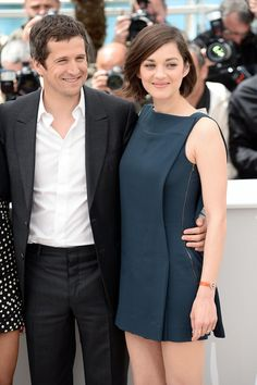 Photos de Guillaume Canet et Marion Cotillard | POPSUGAR Celebrity France