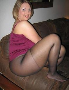 With Her Sexual Pantyhose On Gallery 110