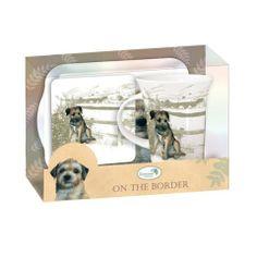 Zestaw upominkowy Border Terrier On The Border