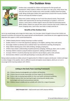Interest Area Poster with info on how specific interest area benefits children while they play. It also links the EYLF Learning Outcomes and QIAS principles. Play Based Learning, Learning Through Play, Learning Centers, Early Learning, Kids Learning, Primary Education, Early Education, Childhood Education, Eylf Learning Outcomes