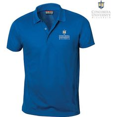 Cutter and Buck Concordia University Wisconsin Ice Polo $26.00
