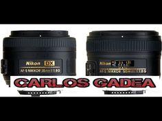 35mm vs 50mm - Respondido (ESPAÑOL)