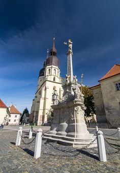 Trnava, Slovakia (by Vicktor Belicak) Bratislava, Continental Europe, Central Europe, Homeland, Czech Republic, Statue Of Liberty, Places To See, The Good Place, Travel Destinations