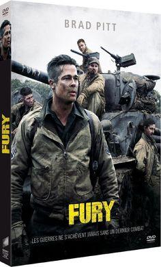 Fury BRAD PITT - DVD NEUF