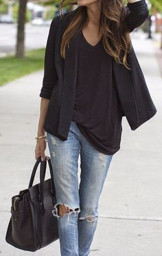 [Her] Sunday's Best : Weekend Outfit Inspo | Blazers & Birks