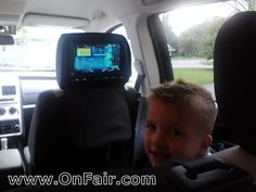 Autotain Car Headrest DVD Customer Testimonial -2009 Dodge Journey #headrestdvdplayer #family  http://www.onfair.com/2009-dodge-journey-autotain-car-headrest-dvd-player-install-customer-review/
