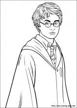 harry potter coloring pages on coloring-book.info | library first ... - Harry Potter Coloring Pages Ginny
