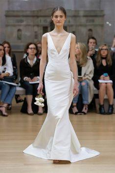 d67c638ac Take a Look At Oscar de la Renta s 2018 Collection... For Brides And  Bridesmaids!