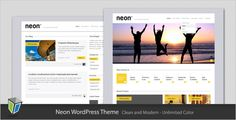 Deals Neon - Clean and Modern WordPress ThemeIn our offer link above you will see