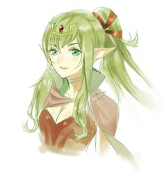 Tiki! One of my favorite characters!
