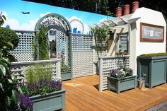 RHS Chelsea 2010 Chelsea, Arch, Outdoor Structures, Garden, Longbow, Garten, Lawn And Garden, Gardens, Wedding Arches