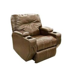 Picture of Recliner with 2 Cup Holders and Pockets from NFM 2 @ 470 = $940