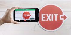 Widiyanti News: Mantaps Google Translate Bisa Baca Tulisan Lewat K...
