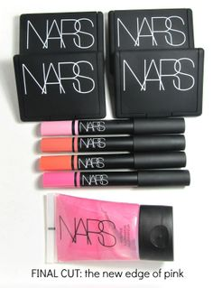 NARS Final Cut Collection (released January 2014)