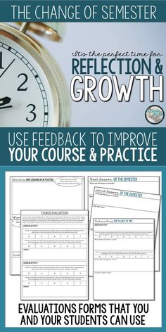 A Perfect Time for Reflection & Growth Student Self Assessment, Formative Assessment, Reading Assessment, 10th Grade English, High School English, Secondary Teacher, Activities For Teens, Instructional Coaching, Classroom Management