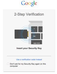 Google lancia una USB per la sicurezza degli utenti