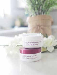 AHA Facial Peel and Neutralizer - Nu skin - Skin Care Nu Skin, Aha Peel, Face Care, Skin Care, Facial Cleansers, Chemical Peel, Facial Scrubs, Smooth Skin, Skin Treatments