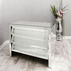 You can also read our BLOG all about Venetian Glass Mirrored furniture HERE For inspiration how to use Mirrored Glass Furniture and how to recreate