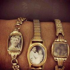 Watch into bracelet