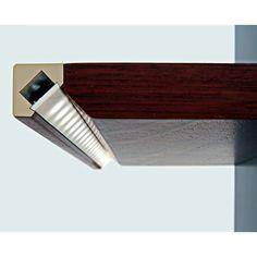 Image result for light detail shelf